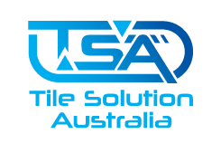 Tile Solution Australia logo without caption
