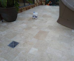 Travertine cleaning melbourne
