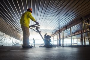 stone and concrete: grinding honing and polishing