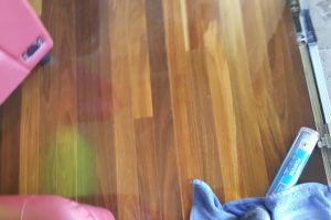 Timber floors: Sanding, Polishing and Waxing